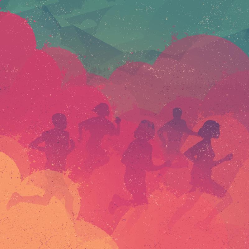 Color-Run-Color